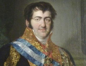 Ferdinand VII (1784-1833) - Koning van Spanje