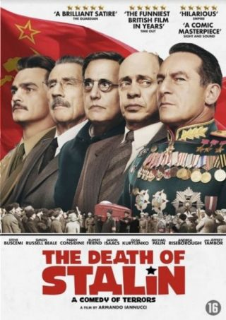 Filmposter - The Death of Stalin