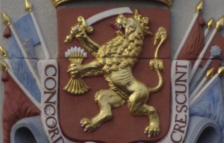 Generaliteitslanden - Generaliteitsleeuw te Dordrecht (CC0 - wiki)