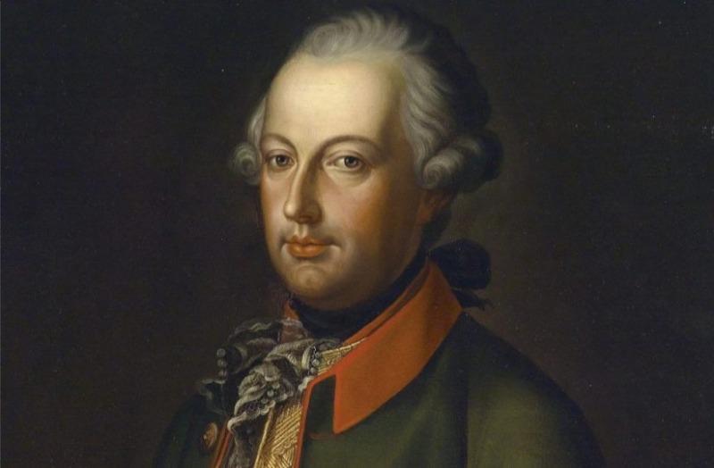 Keizer Jozef II van het Heilige Roomse Rijk