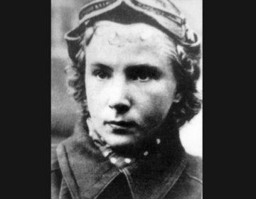 Lidija Litvyak (1921-1943) - De vliegende femme fatale