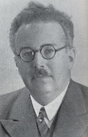 Professor George van den Bergh (Publiek Domein - wiki)