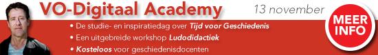 VO Digitaal Academy - 2018 - Banners - Historiek 550x80