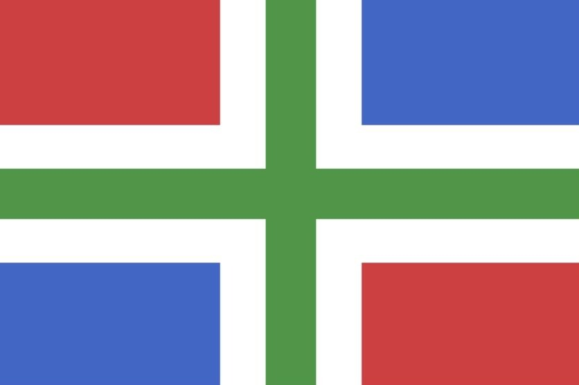 Volkslied van Groningen - Het 'Grönnens Laid' (Vlag van Groningen)