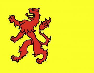 Volkslied van Zuid-Holland - 'Zuid-Hollandlied' (Vlag van Zuid-Holland)