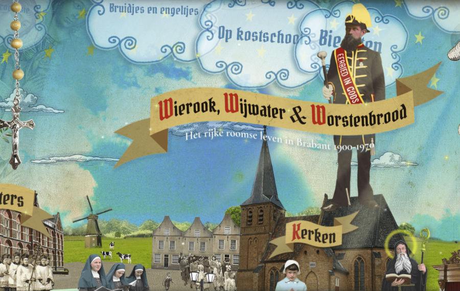 'Wierook, wijwater & worstenbrood' (BHIC)