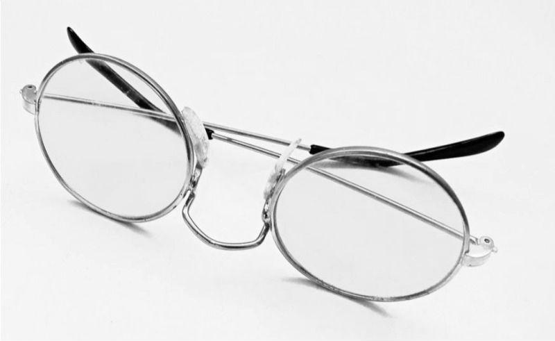 Ziekenfondsbrilletje - Foto van een willekeurige bril (CC0 - Pixabay - Printeboek)