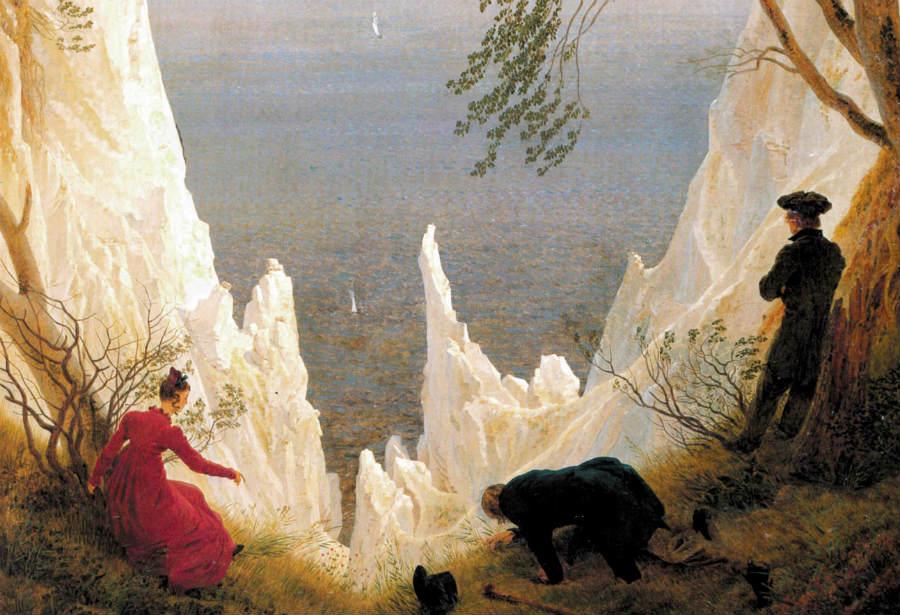 Romantiek Ca1790 1850 Kenmerken Van De Stroming Historiek