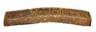 Loodbaar (Gallo-Romaans museum, Tongeren)