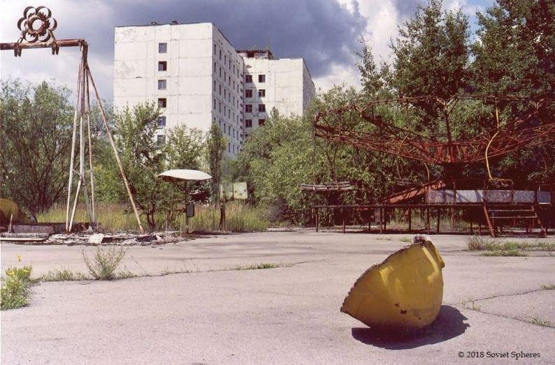 Foto uit: 'Soviet Spheres', Willem de Boer en Justin Kroesen (Mauritsheeech Publishers)