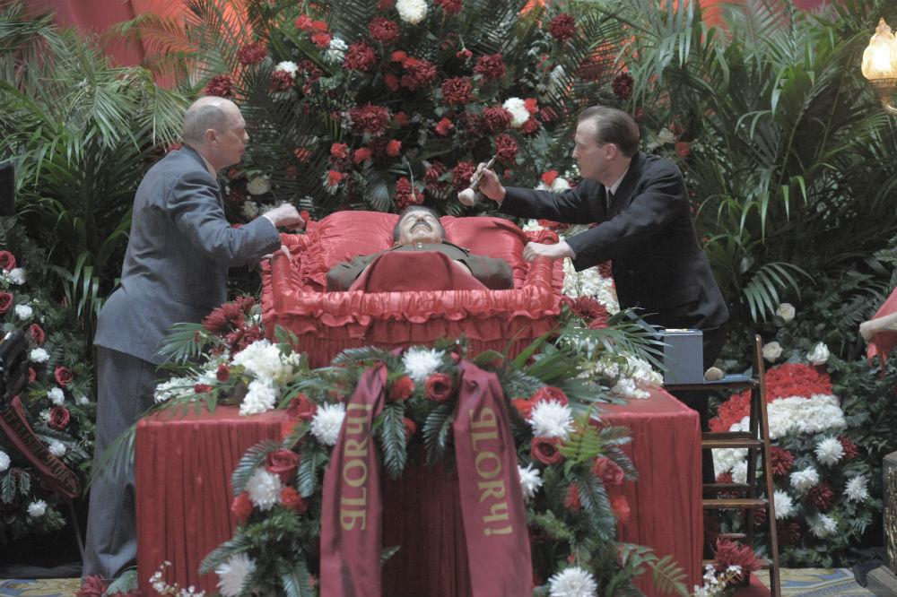 Scene uit 'The Death of Stalin' (September Film)