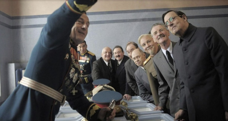 Scene uit 'The Death of Stalin' (September Film)