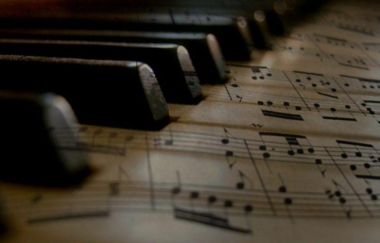 Lijst van nationale en provinciale Nederlandse volksliederen - Bladmuziek (cc0 - Pixabay - geralt)