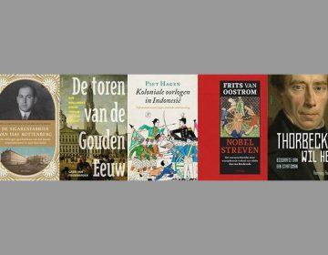 Shortlist van de Libris Geschiedenis Prijs 2018