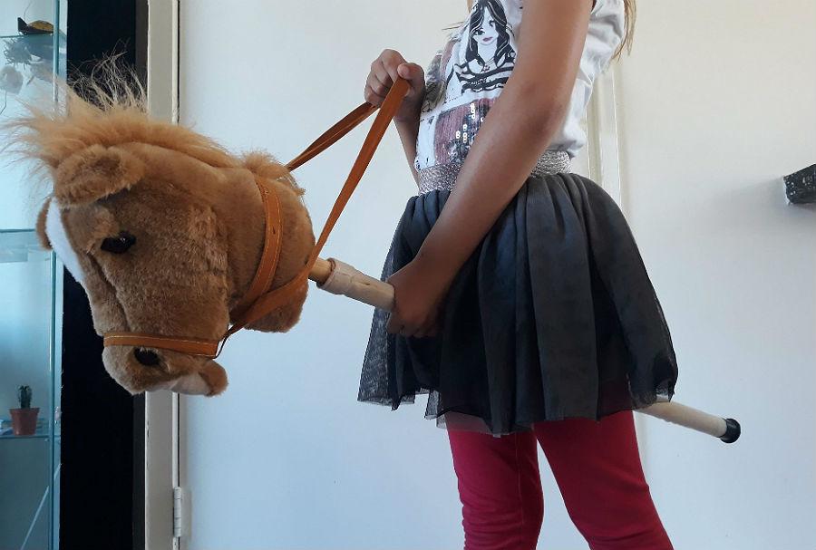 Op je stokpaardje zitten - Betekenis uitdrukking (Foto Historiek)