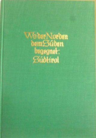 Wo der Norden dem Süden begegnet, - Fritz Dörrenhaus (ZVAB)