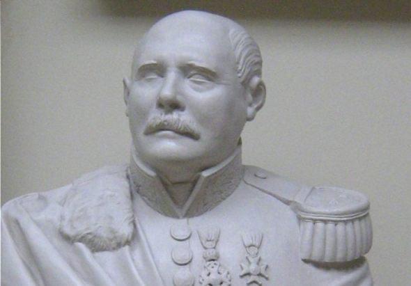 Buste van Charles Niellon (CC BY-SA 3.0 - Pucesurvitaminee - wiki)