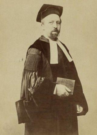 De Nederlandse opperrabbijn Tobias Tal (Publiek Domein - Joods Historisch Museum - wiki)