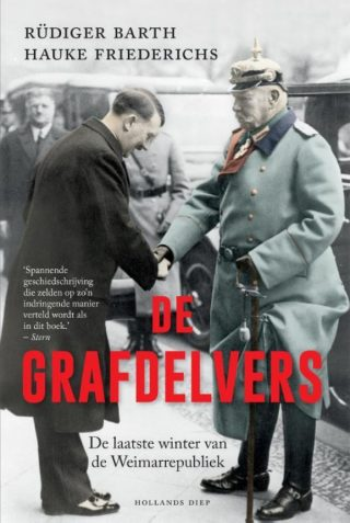 De grafdelvers - De laatste winter van de Weimarrepubliek