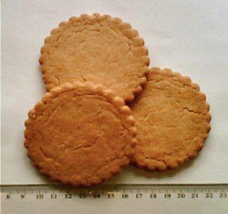 Drie Jodenkoeken (CC BY-SA 3.0 - wiki)