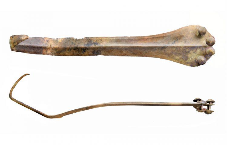 Het Zwaard van Echten. Collectie Drents Museum. Foto: J.R. Beuker