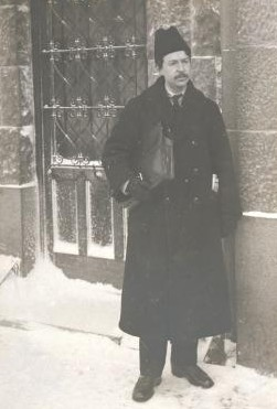 Isaac Steinberg