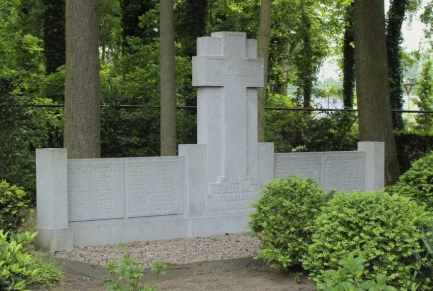 Monument in Soesterberg (Foto John Stienen)