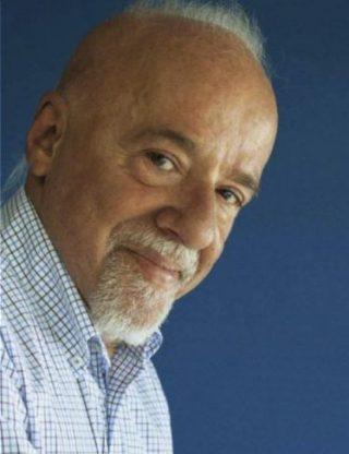 Paulo Coelho (CC BY 3.0 - Marvin Zilm - wiki)