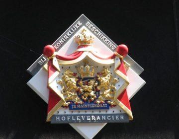 Predicaat Hofleverancier (Publiek Domein - wiki)