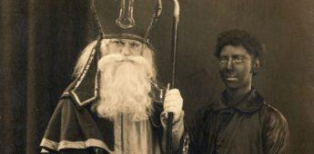 Geschiedenis van de Zwarte Piet-kritiek
