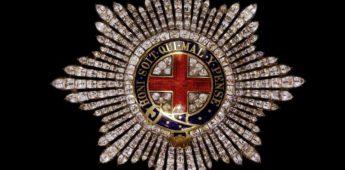 Orde van de Kousenband – Ridderorde van het Verenigd Koninkrijk