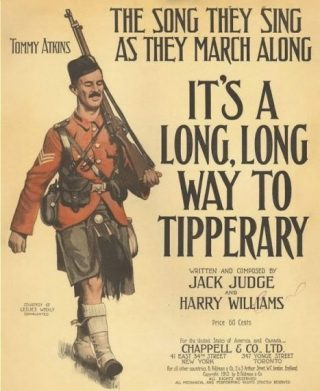 It's a Long Way to Tipperary (Still YouTube)