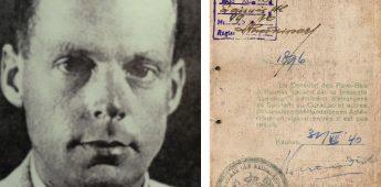 Nederlandse consul redde duizenden Joden