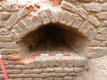 Deel van de oude stadsmuur (Gemeente Doetinchem)