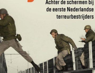 Detail boekcover 'Liggen blijven!'