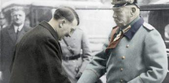 Hoe de Duitse democratie begraven werd