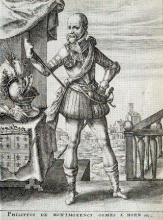 Filips van Montmorency, graaf van Horn