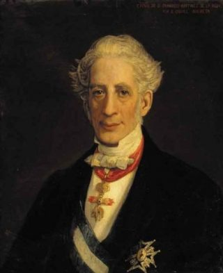 Francisco Martínez de la Rosa