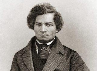 Frederick Douglass in zijn jonge jaren