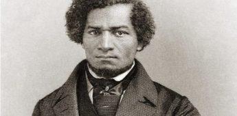 Frederick Douglass (1818-1895) – Amerikaanse abolitionist