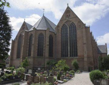 Grote Kerk van Edam, de grootste hallenkerk van Nederland (CC BY-SA 4.0 - Hnapel - wiki)