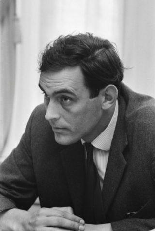 Han Lammers in 1965 (cc0 - Ron Kroon / Anefo)