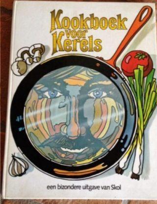 Kookboek voor Kerels uit 1978