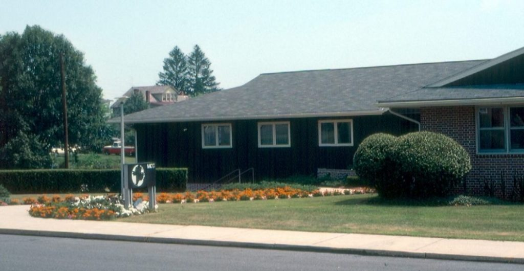 MCC-hoofdkwartier in Akron, 1982 (CC BY 2.5 - Jon Harder  - wiki)