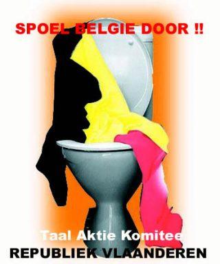 Oude banner van de website van 'Taal Aktie Komite'