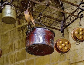 Oude keuken (CC0 - Pixabay - djedj)