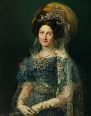 Regentes Maria Christina van Sicilië