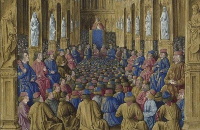 Synode van Clermont (1095) - Oproep tot de Eerste Kruistocht