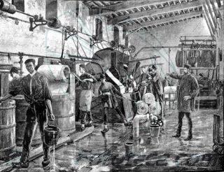 Textielfabriek El Vapor