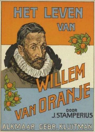 Jeugdboek t.g.v. het 'vierde eeuwfeest' van Oranjes geboorte (1933).